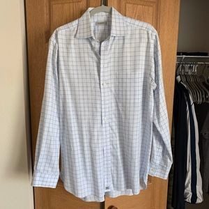 Burberry Dress Shirt Mens